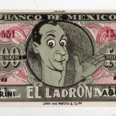Cine: EL LADRÓN. LUIS SANDRINI Y ELSA AGUIRRE. AÑO 1948.. Lote 143314958