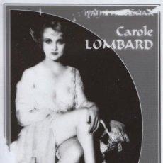 Cine: CINE 2 FOTOLITOS PELÍCULA BATACLAN, CAROLE LOMBARD 1928 DRAMA MUSICAL. SHOW FOLKS. Lote 143417086
