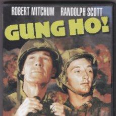 Cine: GUNG HO,B.S.O. DVD DEL 2006. Lote 143622706