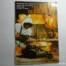 Cine: PROGRAMA MODERNO AL ESTE DE BERLIN. Lote 143746702