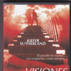 Cine: VISIONES EXTRAÑAS,KIEFER SUTHERLAND B.S.O. DVD DEL 2004. Lote 143920934