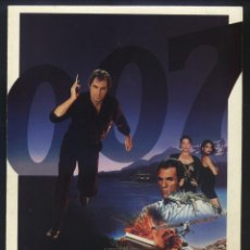 Cine: P-7767- JAMES BOND 007 LICENCIA PARA MATAR (LICENCE TO KILL) (TRIPTICO) TIMOTHY DALTON. Lote 144418438