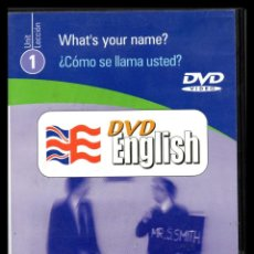 Cine: DVD, Nº 1 ENGLISH.. Lote 144489230