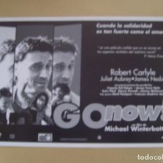 Cine: GO NOW. Lote 144603446