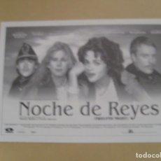 Cine: NOCHE DE REYES. Lote 144603518