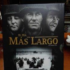 Cine: EL DIA MAS LARGO 2 DVDS. Lote 144775314
