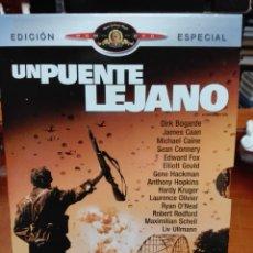 Cine: UN PUENTE LEJANO 2 DVDS. Lote 144775354
