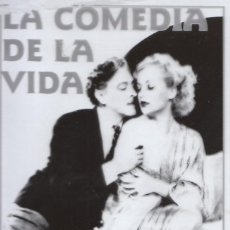 Cine: CINE 2 FOTOLITOS PELÍCULA LA COMEDIA DE LA VIDA 20TH CENTURY 1934 JOHN BARRYMORE CAROLE LOMBARD. Lote 144938074