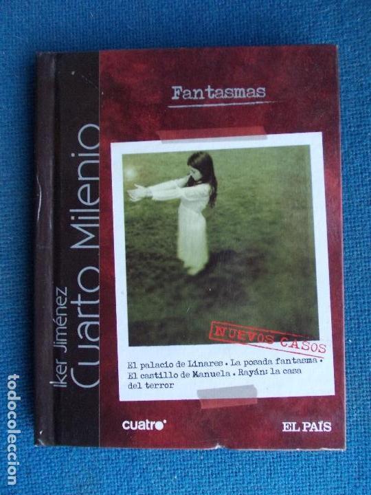 iker jimenez cuarto milenio libro dvd cuatro el - Comprar ...