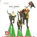 Cine: PTCC 031 EL VIAJE INCREIBLE PROGRAMA SENCILLO FILMAYER WALT DISNEY. Lote 146411854