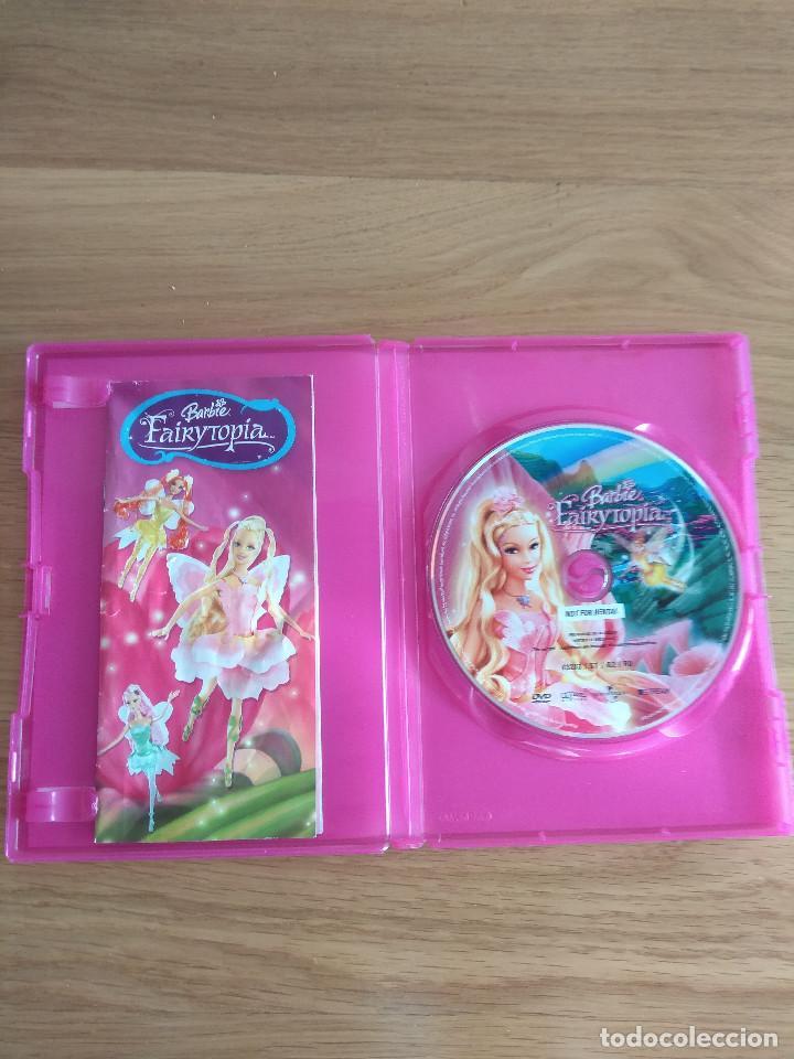 Cine: barbie fairytopia descubre un magico mundo de fantasia - Foto 2 - 146535286