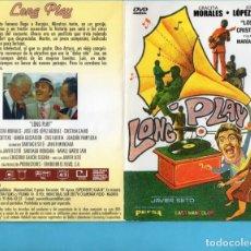 Cine: DOS DVD DIARIO LA RAZÓN DE GRACITA MORALES Y VIZCAÍNO CASAS LONG PLAY Y HIJOS DE PAPÁ . Lote 146995002