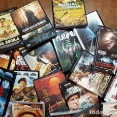 Cine: COLECCIÓN 20 DVDS CINE BELICO. Lote 147388390