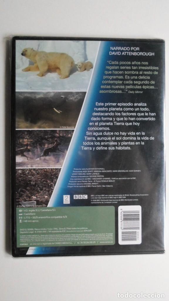 Cine: PLANETA TIERRA COMO NUNCA LO HABÍAS VISTO (DE POLO A POLO) [DVD BBC PRECINTADO] - Foto 2 - 147566854