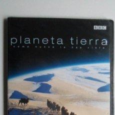 PLANETA TIERRA COMO NUNCA LO HABÍAS VISTO (DESIERTOS) [DVD BBC PRECINTADO]