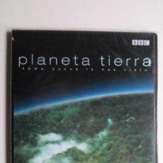 Cine: PLANETA TIERRA COMO NUNCA LO HABÍAS VISTO (JUNGLAS) [DVD BBC PRECINTADO]. Lote 147567482