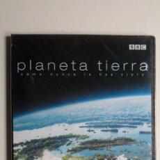 PLANETA TIERRA COMO NUNCA LO HABÍAS VISTO (AGUA DULCE) [DVD BBC PRECINTADO]