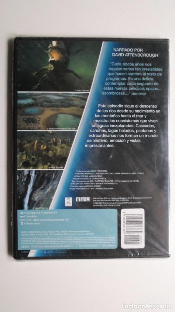 Cine: PLANETA TIERRA COMO NUNCA LO HABÍAS VISTO (AGUA DULCE) [DVD BBC PRECINTADO] - Foto 2 - 147567566