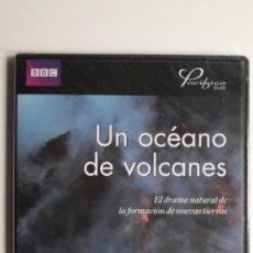 Cine: PACÍFICO SUR (UN OCÉANO DE VOLCANES) [DVD BBC PRECINTADO]. Lote 147567918