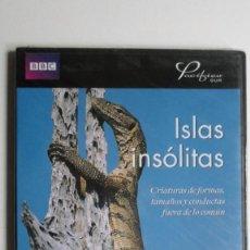 Cine: PACÍFICO SUR (ISLAS INSÓLITAS) [DVD BBC PRECINTADO]. Lote 147568106