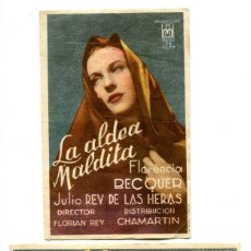 Cine: LA ALDEA MALDITA, DE FLORIAN REY.. Lote 147598942