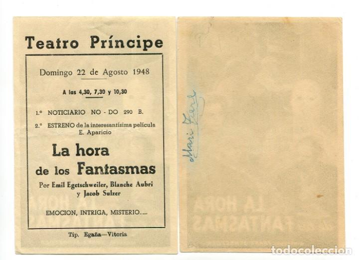 Kino: LA HORA DE LOS FANTASMAS, de Franz Schneyder. - Foto 2 - 147775626