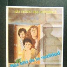 Cine: MAS ALLA DE LA REALIDAD-NICK CASTLE-LUCY DEAKINS-JAY UNDERWOOD-AÑOS 80. . Lote 148086290