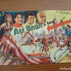 Cine: ALI BABA Y LOS 40 LADRONES. Lote 148151790