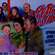 Cine: EL PADRE ES ABUELO- DOBLE. Lote 148193010