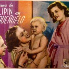 Cine: EL PEQUEÑUELO-. Lote 148195602