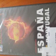 Cinema - DVD del cuarto partido España versus Portugal Sudáfrica 2010 precintado - 148317094