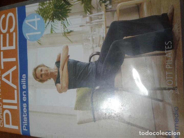 PILATES EN SILLA DVD (Cine - Folletos de Mano - Deportes)
