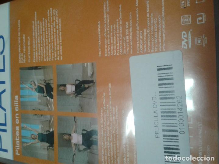 Cine: pilates en silla dvd - Foto 2 - 148380958