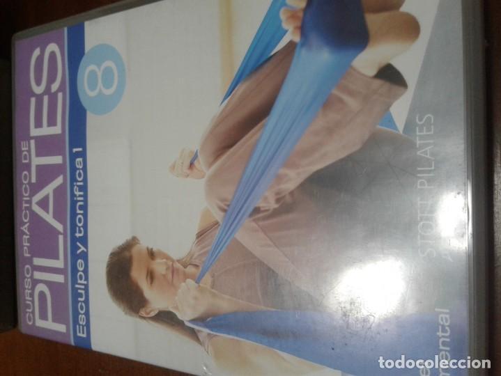 PILATES ESCULPE Y TONIFICA DVD (Cine - Folletos de Mano - Deportes)