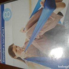 Cinema - Pilates esculpe y tonifica dvd - 148380994