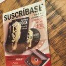 Cine: ALFRED HITCHCOCK- SUSCRIPCIÓN DVD+ LIBRO COLECCIONABLES. Lote 148846502