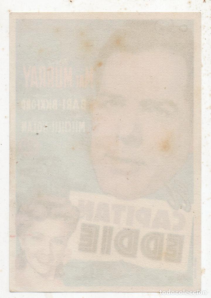 Cine: El Capitán Eddie. Fred Mc Murray, Lynn Bari, Lloyd Nolan... - Foto 2 - 149012950