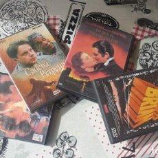 Cine: LOTE DE 4 DVD DOS ORIGINALES Y DOS GRABADOS. Lote 149248446