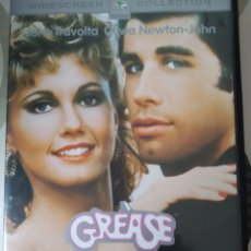 Cine: DVD GREASE. Lote 149799274