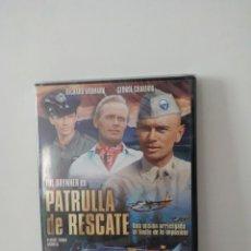Cine: DVD PATRULLA DE RESCATE GUERRA DE COREA. Lote 149835494