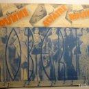 Cine: PROGRAMA GRAN FORMATO ROBERTA.-FRED ASTAIRE--DORSO ARTICULO CINELANDIA 1936 DE JL FONSECA. Lote 150494618