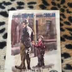 Cine: EL CHICO SIN PUBLICIDAD. Lote 150530042