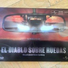 Cine: EL DIABLO SOBRE RUEDAS DVD (EDICIÓN COLECCIONISTA CAJA METALICA). Lote 151030354