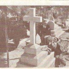 Cine: PROGRAMA DE CINE - MADRE QUERIDA - ANTONIO LICEAGA, LUISA MARIA MORALES, ALBERTO MARTÍN - 1936.. Lote 151294362