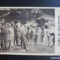 Cine: ALMA DE BAILARINA, JOAN CRAWFORD, CLARK GABLE, CINE MAJESTIC, 1934. Lote 151579322
