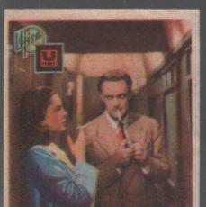 Cine: EL EXPRESO DE BUCAREST - PROGRAMA SENCILLO DE U FILMS CON PUBLICIDAD ,RF/PROGRA-828. Lote 151685482