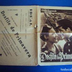Cine: (PG-190399) DESFILE DE PRIMAVERA - IDEAL. Lote 151838306