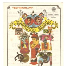 Cine: MAGNÍFICO BRIBÓN - WARREN BEATTY, SUSANNAH YORK - DIRECTOR JACK SMIGTH - WARNER BROS. Lote 151922598