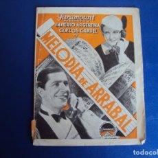 Cine: (PG-190366) MELODIA DE ARRABAL -. Lote 152009118
