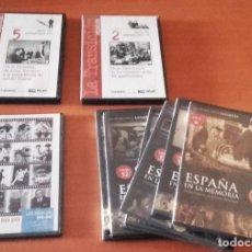 Cine: LOTE 10 DVD ESPAÑA EN LA MEMORIA LA TRANSICIÓN Y EL NO-DO. Lote 152139786